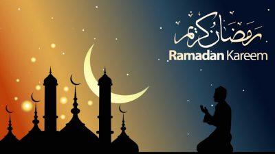 Hd, Moon, Ramadan Kareem, Stars, Vector