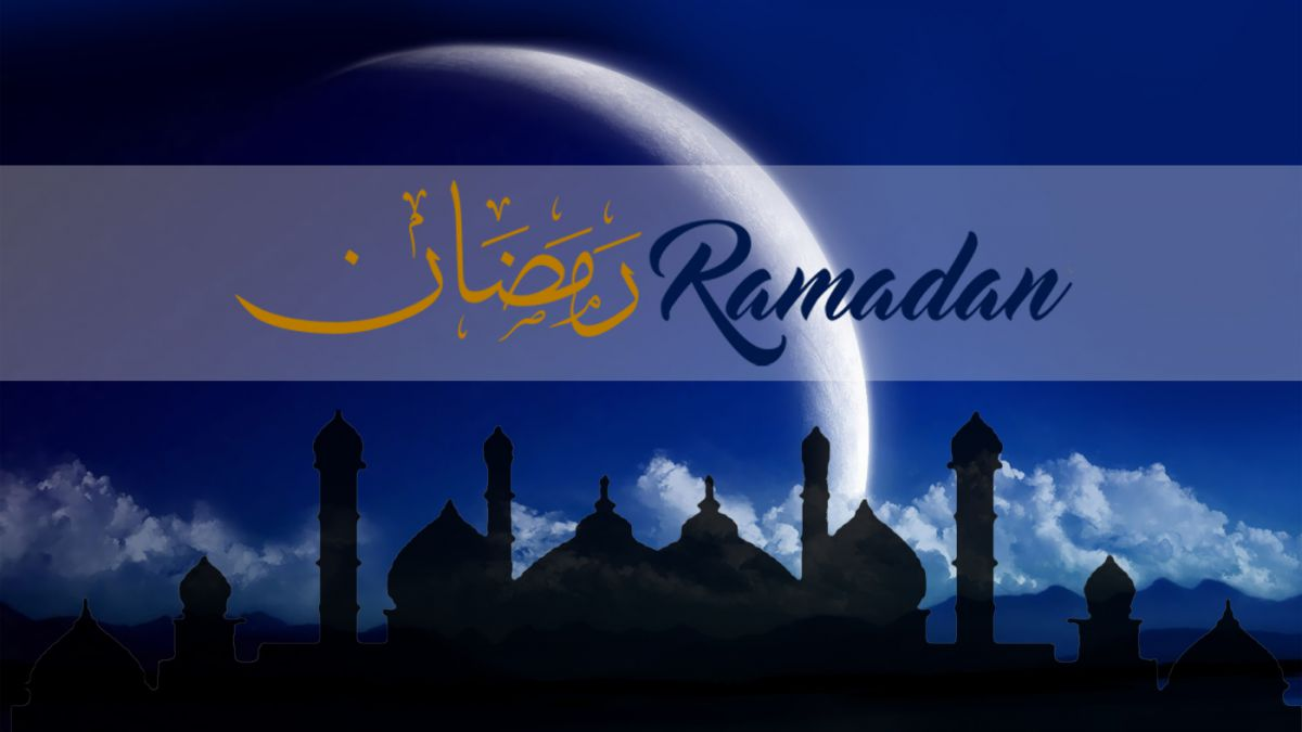 Blue, Hd, Islamic, Ramadan, Ramzan