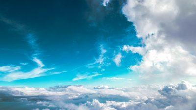 Blue, Clouds, Hd, Sky, Wallpaper