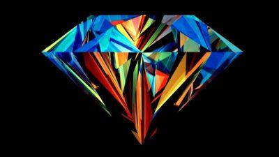 Cool, Crystal, Diamond, Digital, Hd