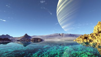 Digital, Hd, Planet, Sky, Water