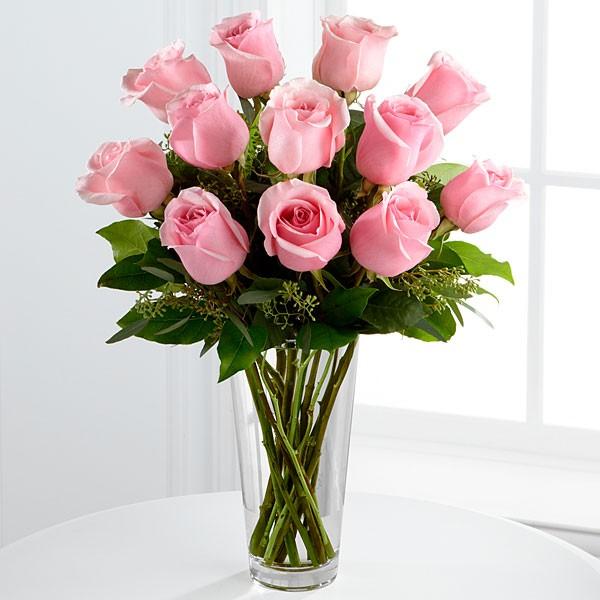 Background, Flower, Light, Natural, Nice, Pink