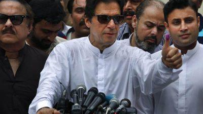 Imran, Khan, Pakistan, Pti, Thumb