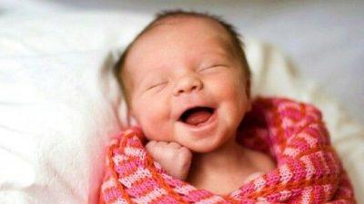 Baby, Cute, Happy, Newborn, Smiling