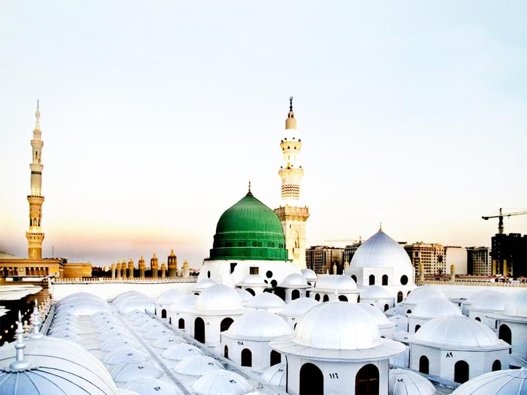 madina photo gumbad hd islamic khizra madina mosque islamic