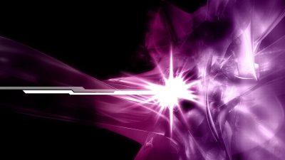 Art, Digital, Floral, Hd, Purple