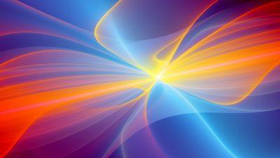 Colorful, Digital, Hd, Waves