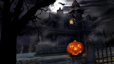 Fantasy, Halloween, Hd, Pumpkin