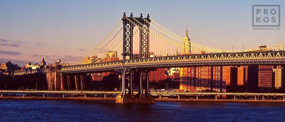 Manhattan Bridge Picture