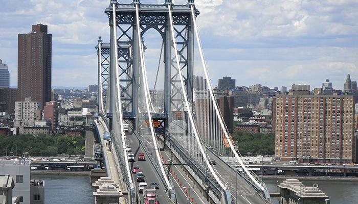 Manhattan Bridge Image