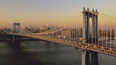 Bridge, City, Colorful, Hd, Manhattan
