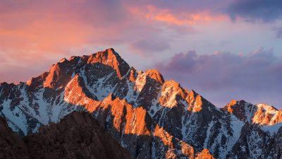 Colorful, Image, Mac, Mountain, Natural, Top