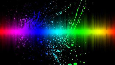 Colorful, Cool, Digital, Hd, Waves