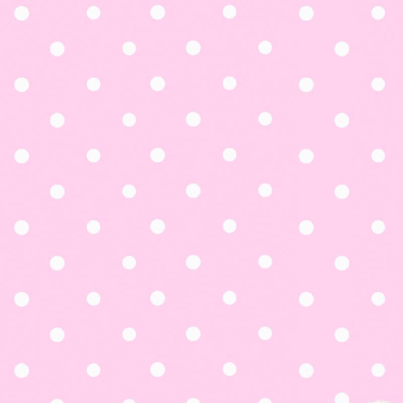 Dots, Hd, Pink, Wallpaper, White