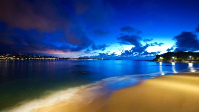 1080p, Beach, Hd, Natural, Wallpaper