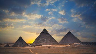 Cloudy, Egypt, Wallpaper, Weather, Widescreen