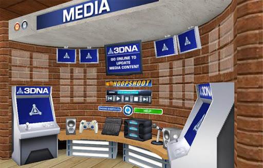 3D Desktop Picture