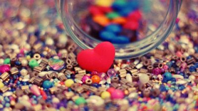 Abstract, Art, Bokeh, Colorful, Hd, Hearts