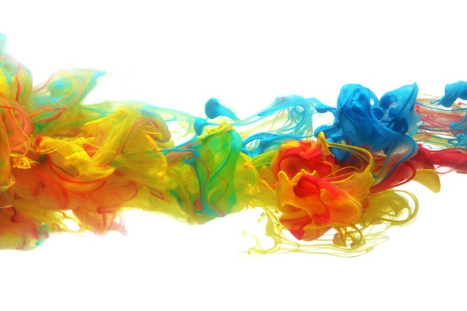 Colours Art Wallpaper