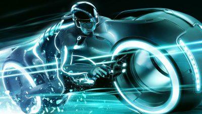 1080p, Art, Bike, Digital, Hd, Man