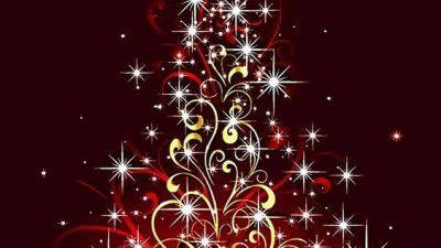 Background, Christmas, Grey, Hd
