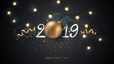2019, Hd, Image, New, Stunning, Year