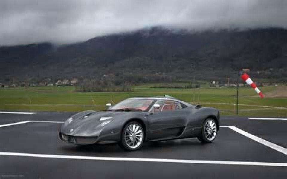 Spyker B Photo