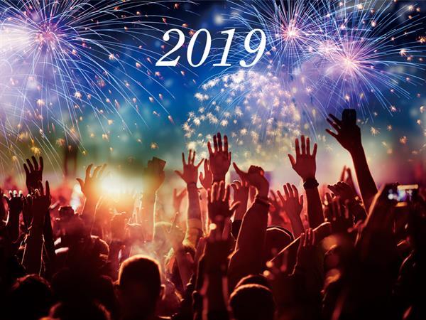 New Year 2019 Photo