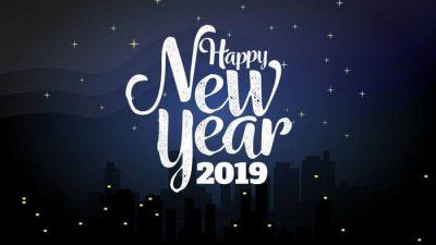 2019, Art, Beautiful, New, Wishes, Year