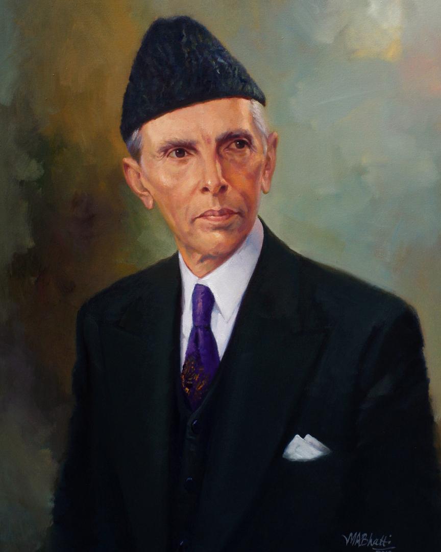 Quaid-e-Azam Background