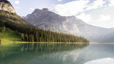 Beautiful, Hd, Lake, Mountain, Natural