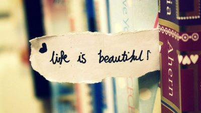 Cool, Image, Inspirational, Life Is Beautiful