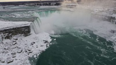 4k, Falls, Image, Natural, Niagara