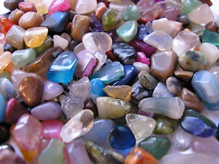 Colourful Stones image