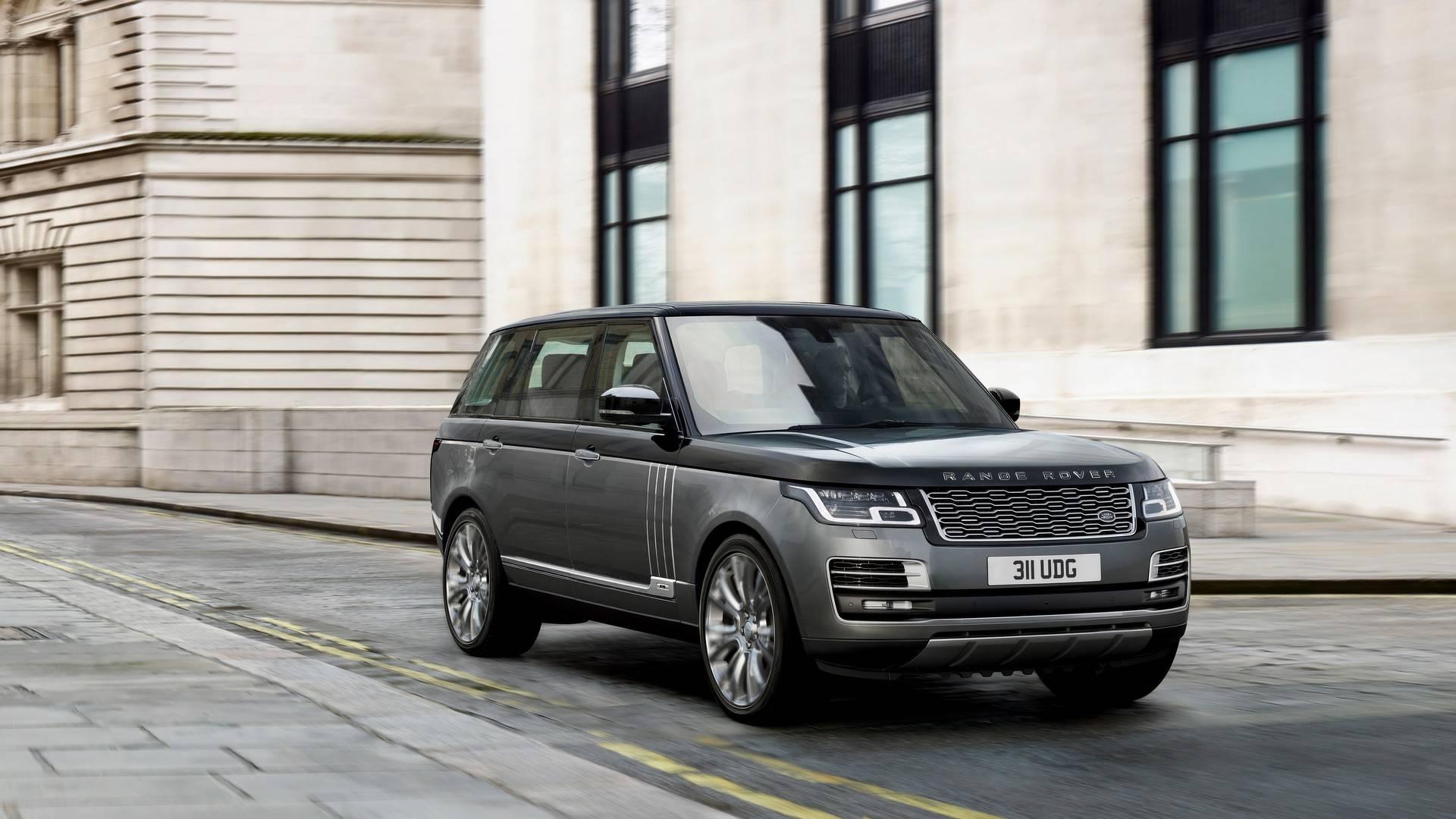 Range Rover picture