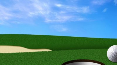 Blue, Golf, Hd, Image, Sky