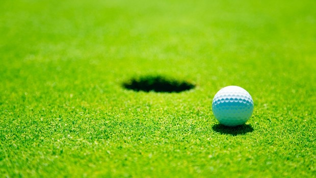 Ball, Golf, Image, White