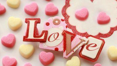 Beautiful, Colorful, Hd, Hearts, Love