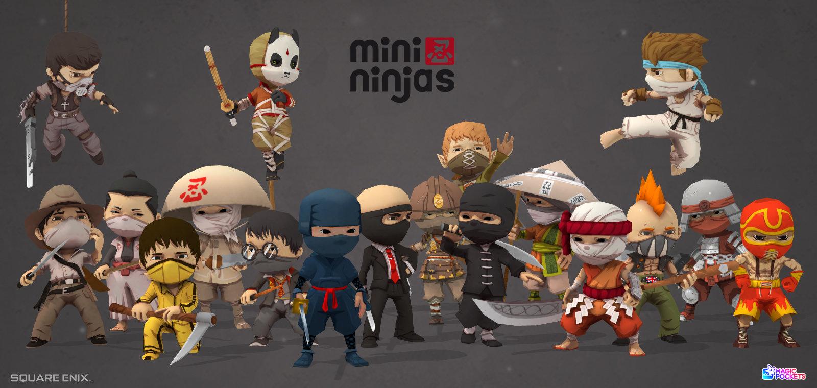 Mini Ninjas picture