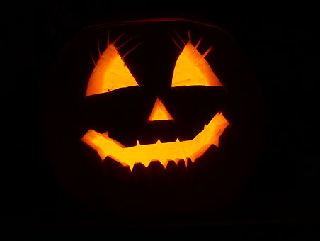 Black, Halloween, Hd, Image, Orange