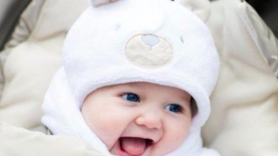 Baby, Cuty, Dress, Image, Stunning, White