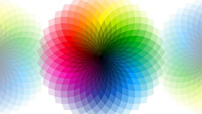 Colorful, Floral, Hd, Image, Spectrum