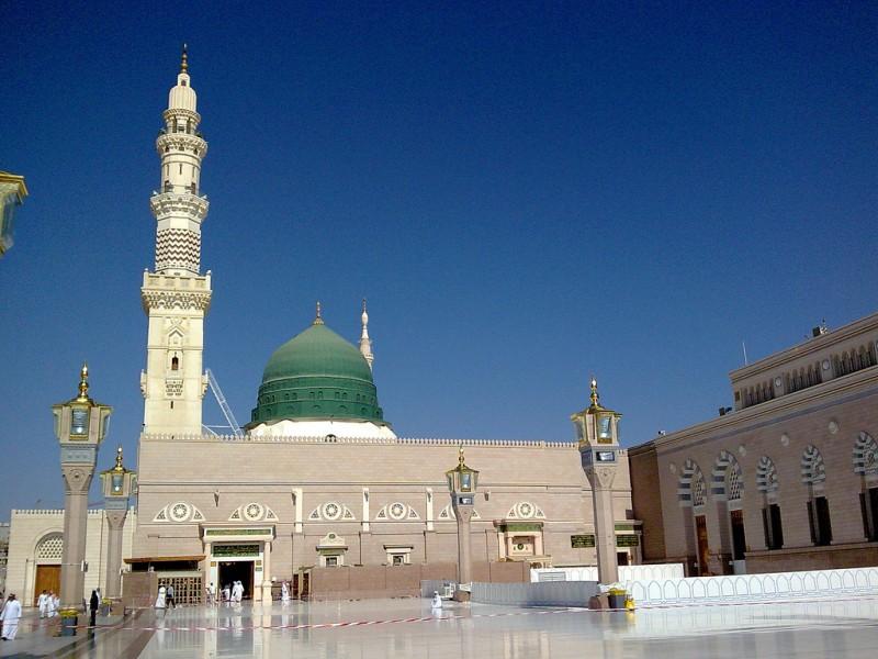 Beautiful, Hd, Islamic, Mosque, Wallpaper