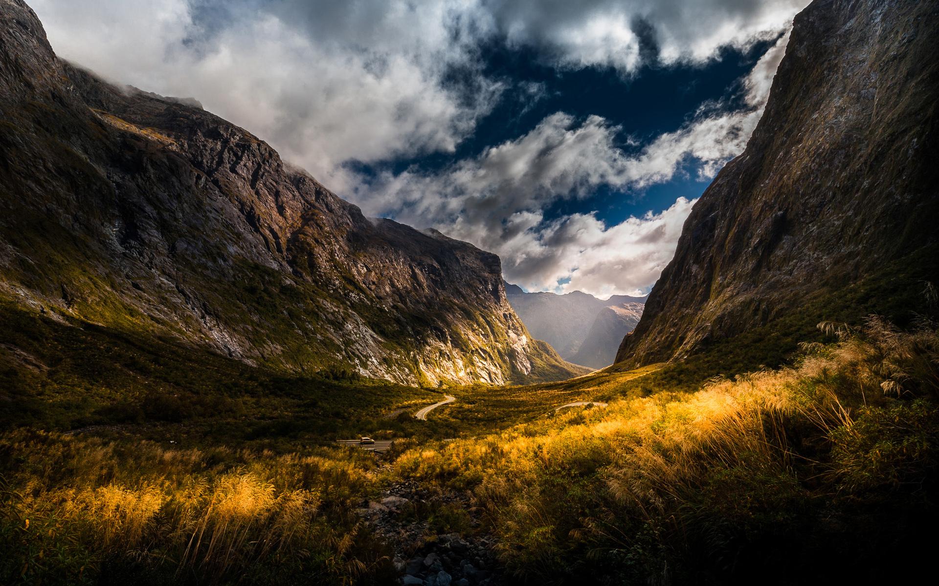 Beautiful, Desktop, Nature, Valley, Wallpaper