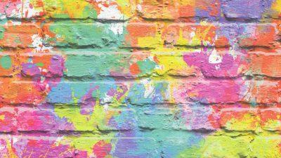 3d, Colourful, Fantastic, Photo, Wall