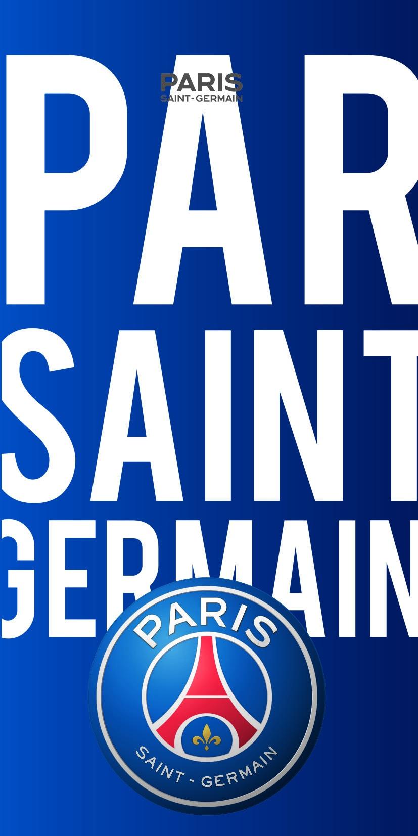 Paris Saint-Germain Logo Background