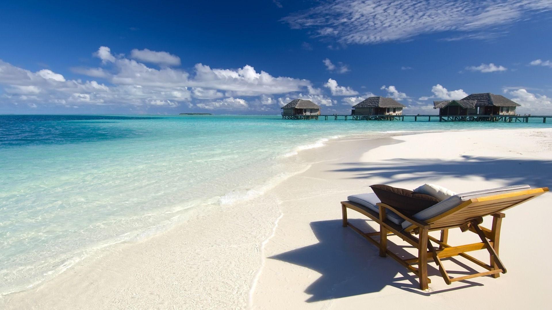 HD Beach Background