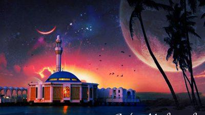 Beautiful, Eid, Hd, Mosque, Wallpaper