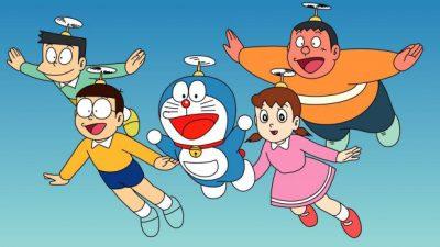 Awesome, Cartoon, Doraemon, Hd, Image