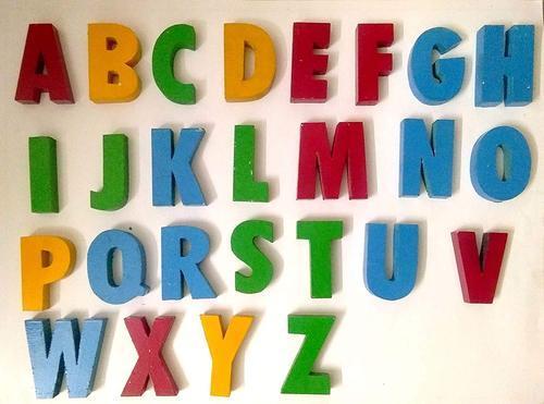 Alphabets Image
